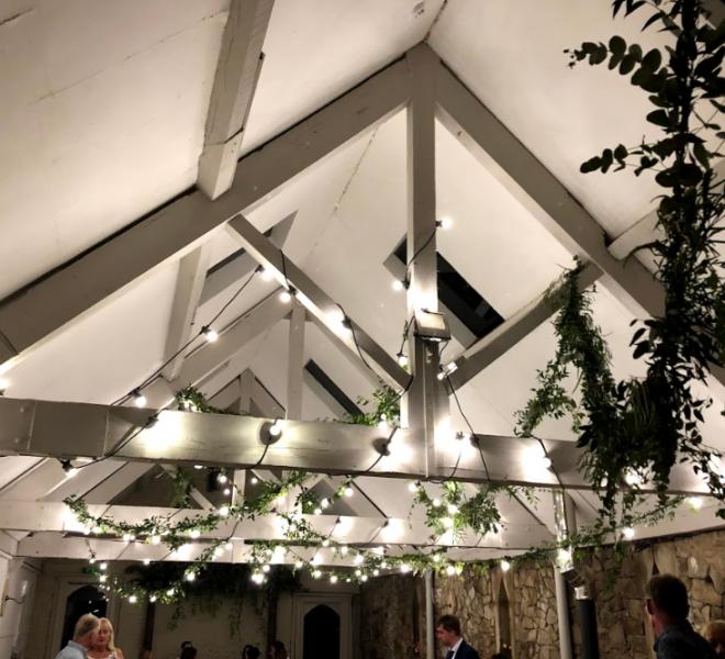 Festoon ceiling - Wyresdale